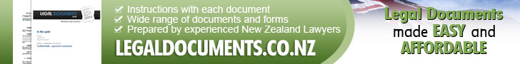 Other New Zealand Legal Documents
